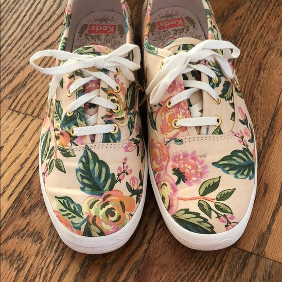 1017d47fef50 Keds Shoes -   Rifle Paper Co. x Keds